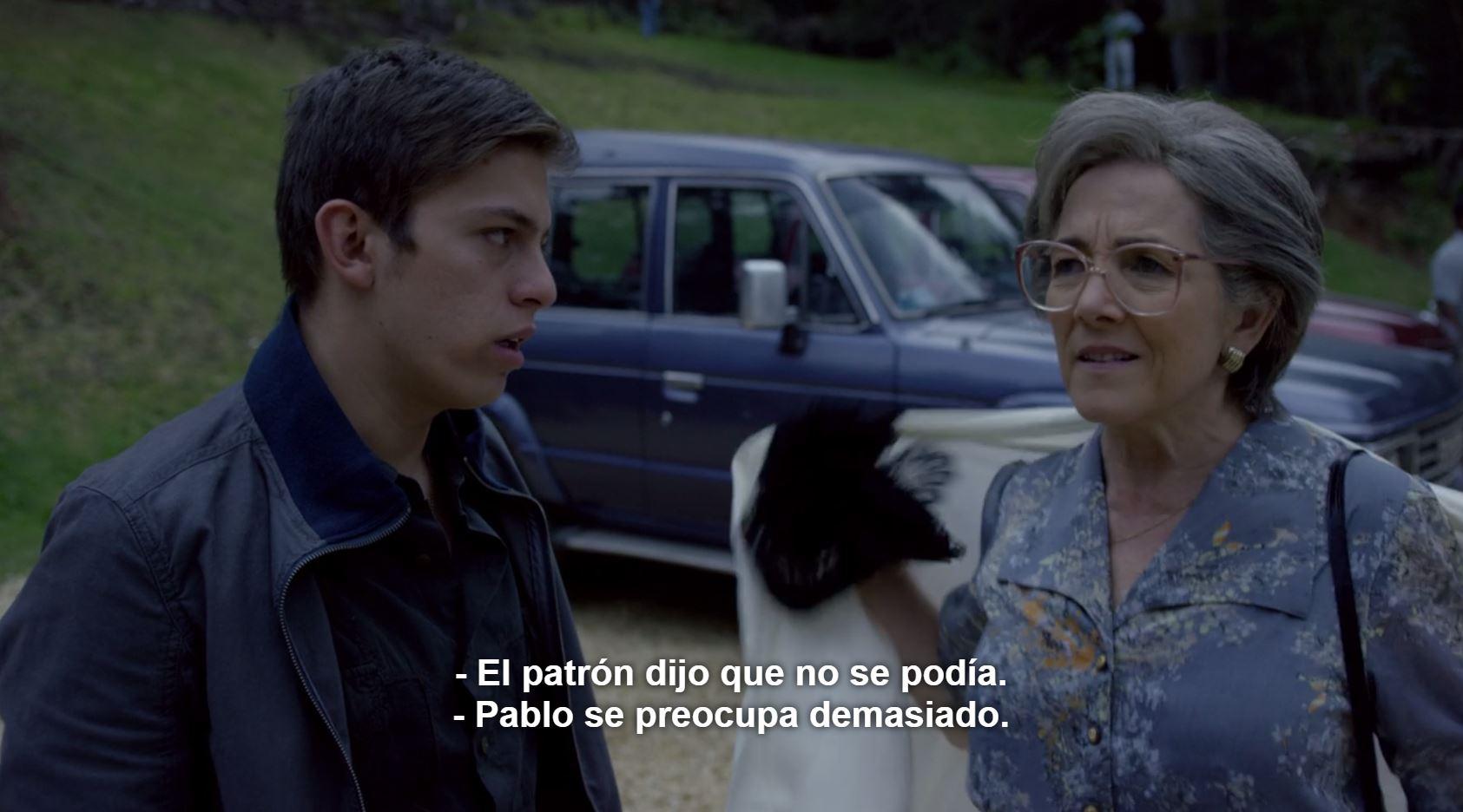 Según Juan Pablo Escobar, su abuela fue parte de un complot contra el capo del Cartel de Medellín