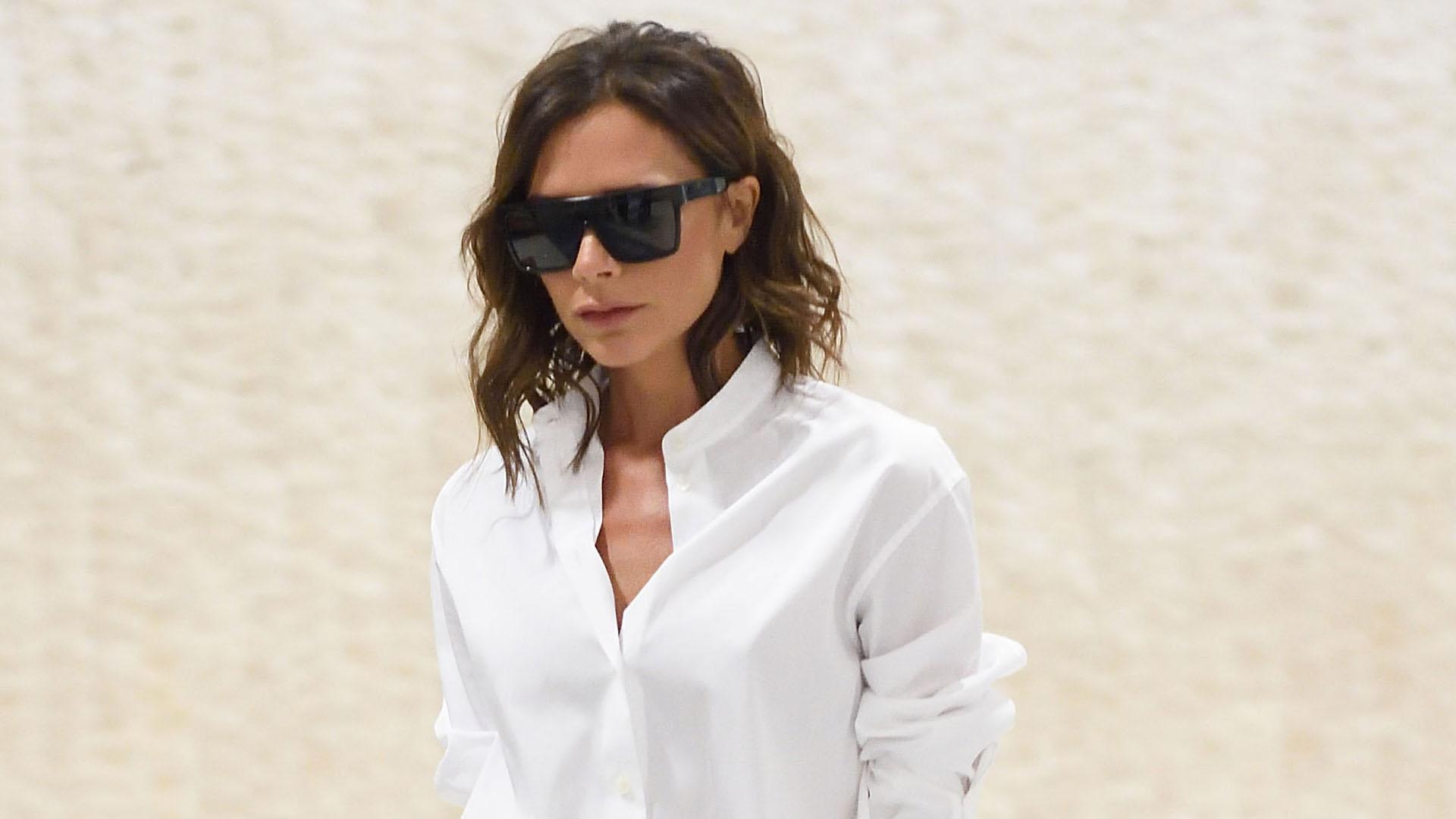 Victoria Beckham confesó que Elton John la inspiró a dejar las Spice Girls