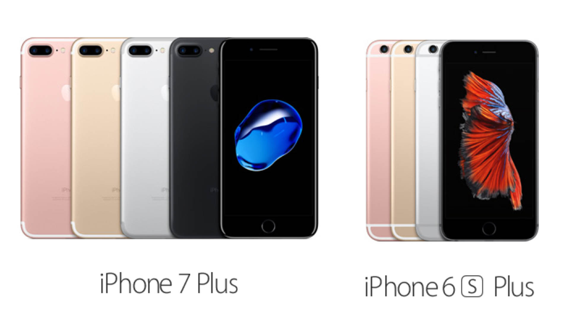 bf90a58a046 Las 11 diferencias entre el iPhone 6S y iPhone 7 - Infobae