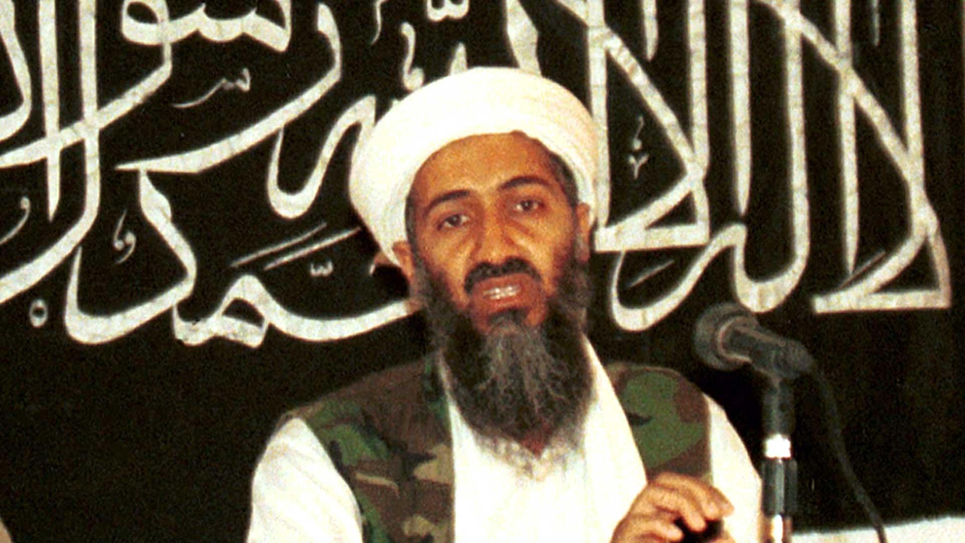 En sus inicios, el grupo que se convertiría en el ISIS había jurado lealtad al Al Qaeda de Osama bin Laden (AP)