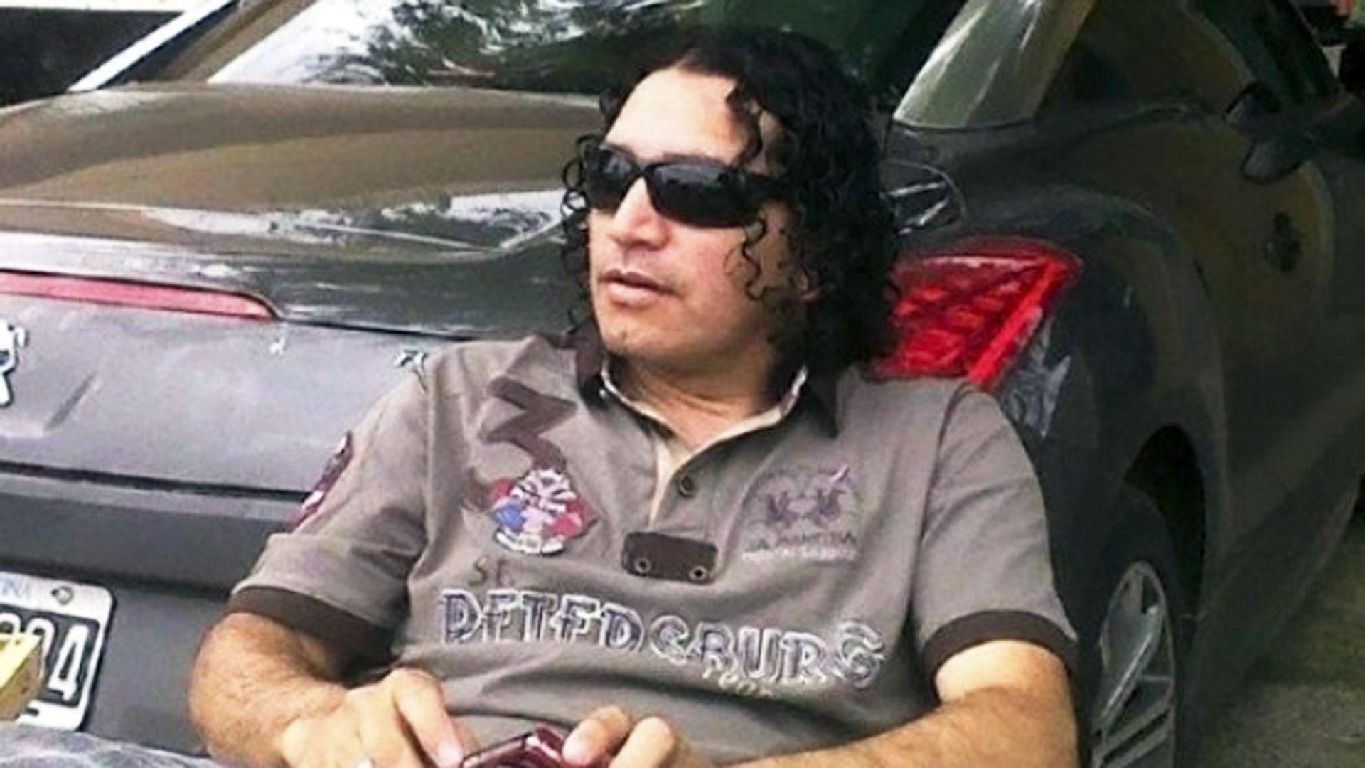 Claudio Pájaro Cantero lideraba la banda Los Monos hasta 2013, cuando fue asesinado por un grupo rival.