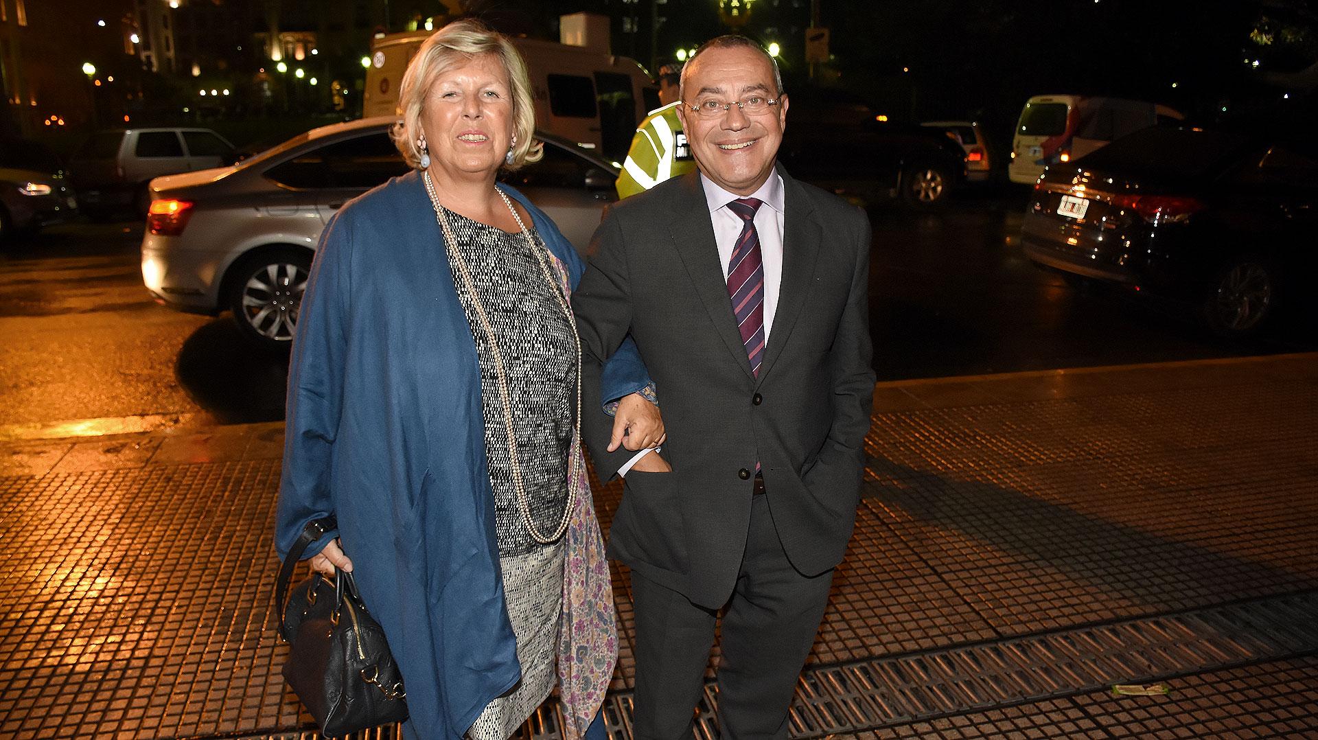 El embajador de Francia en la Argentina, Jean-Michel Casa