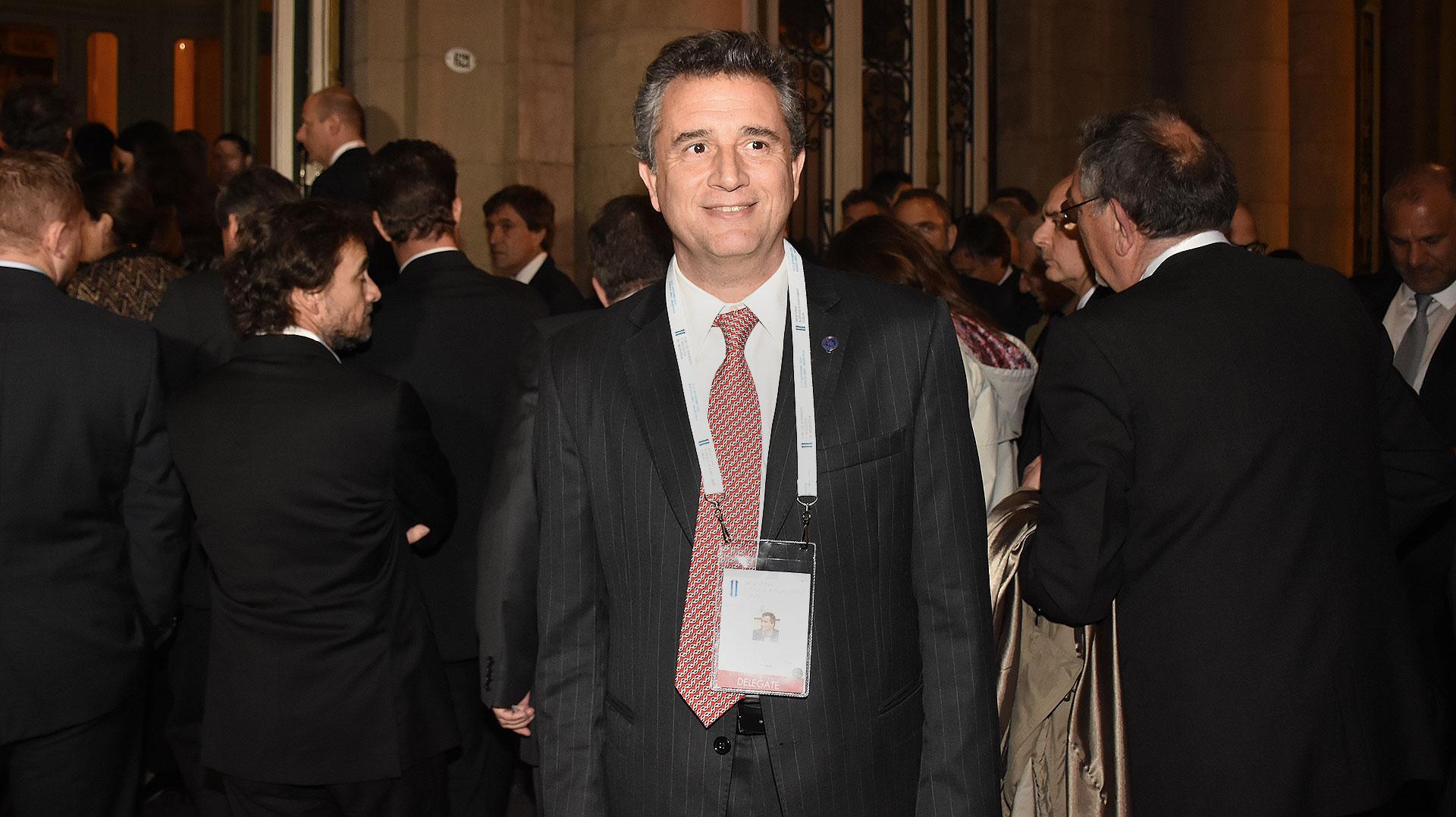 Luis Miguel Etchevehere, presidente de la Sociedad Rural