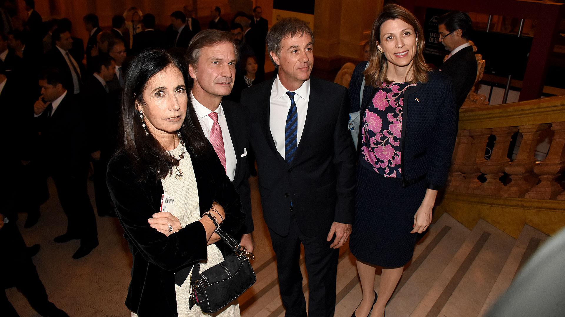 La presidente de Aerolíneas Argentinas, Isela Costantini