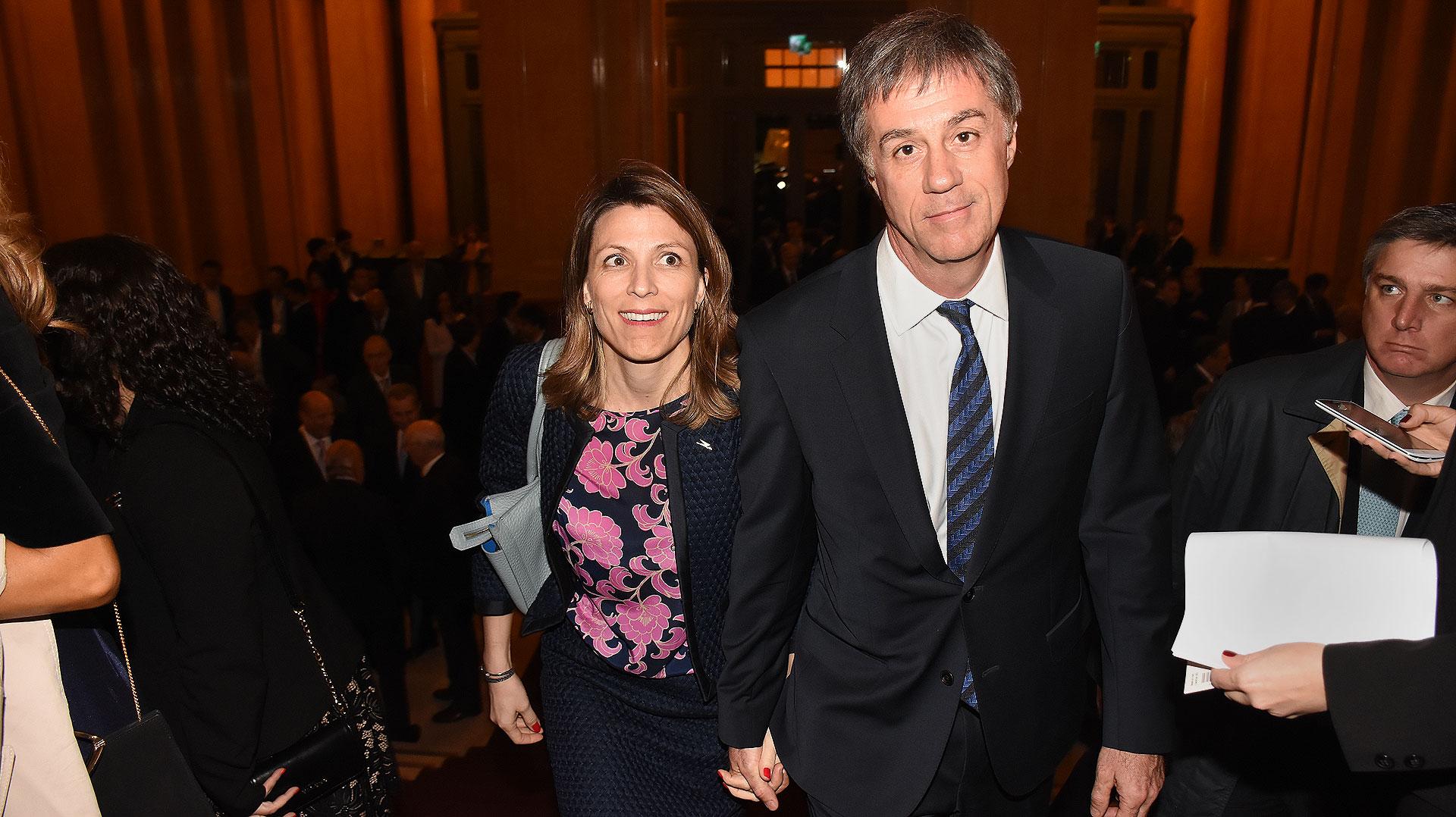 Isela Costantini, titular de Aerolíneas Argentinas