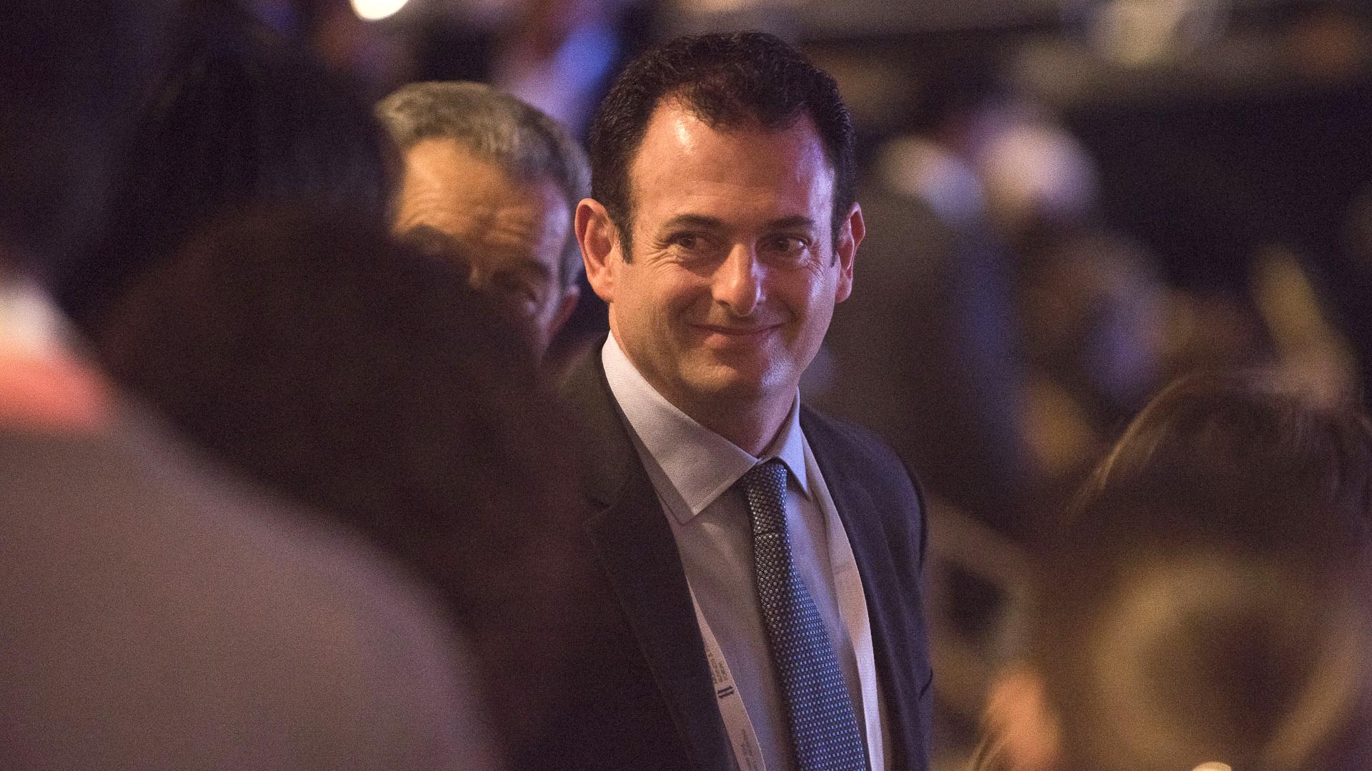 José Urtubey, dirigente de la Unión Industrial Argentina