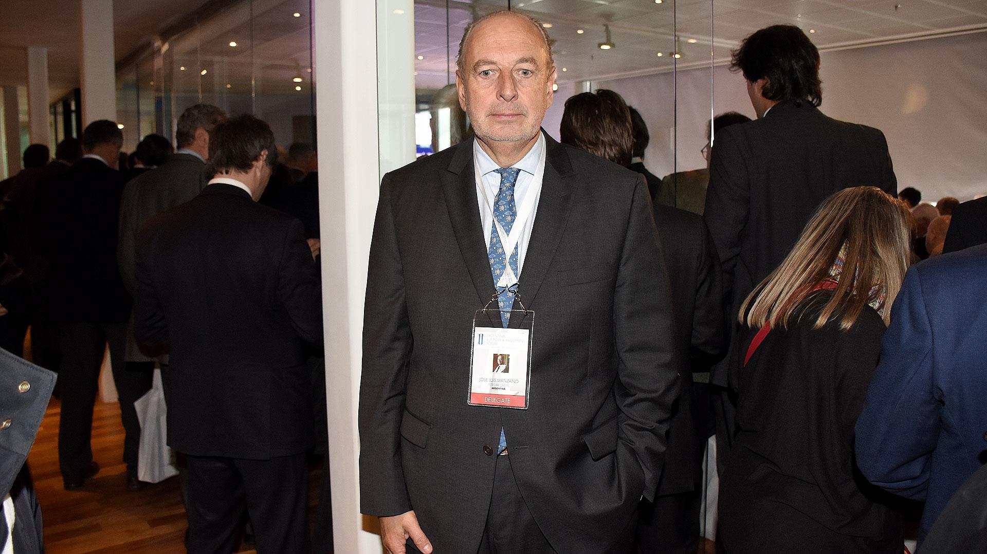 El empresario José Luis Manzano