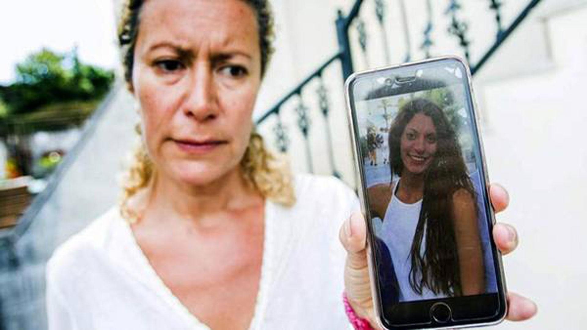 Su madre, oriunda de La Plata, encabezó la búsqueda y llegó a estar en la mira de la justicia (EFE)