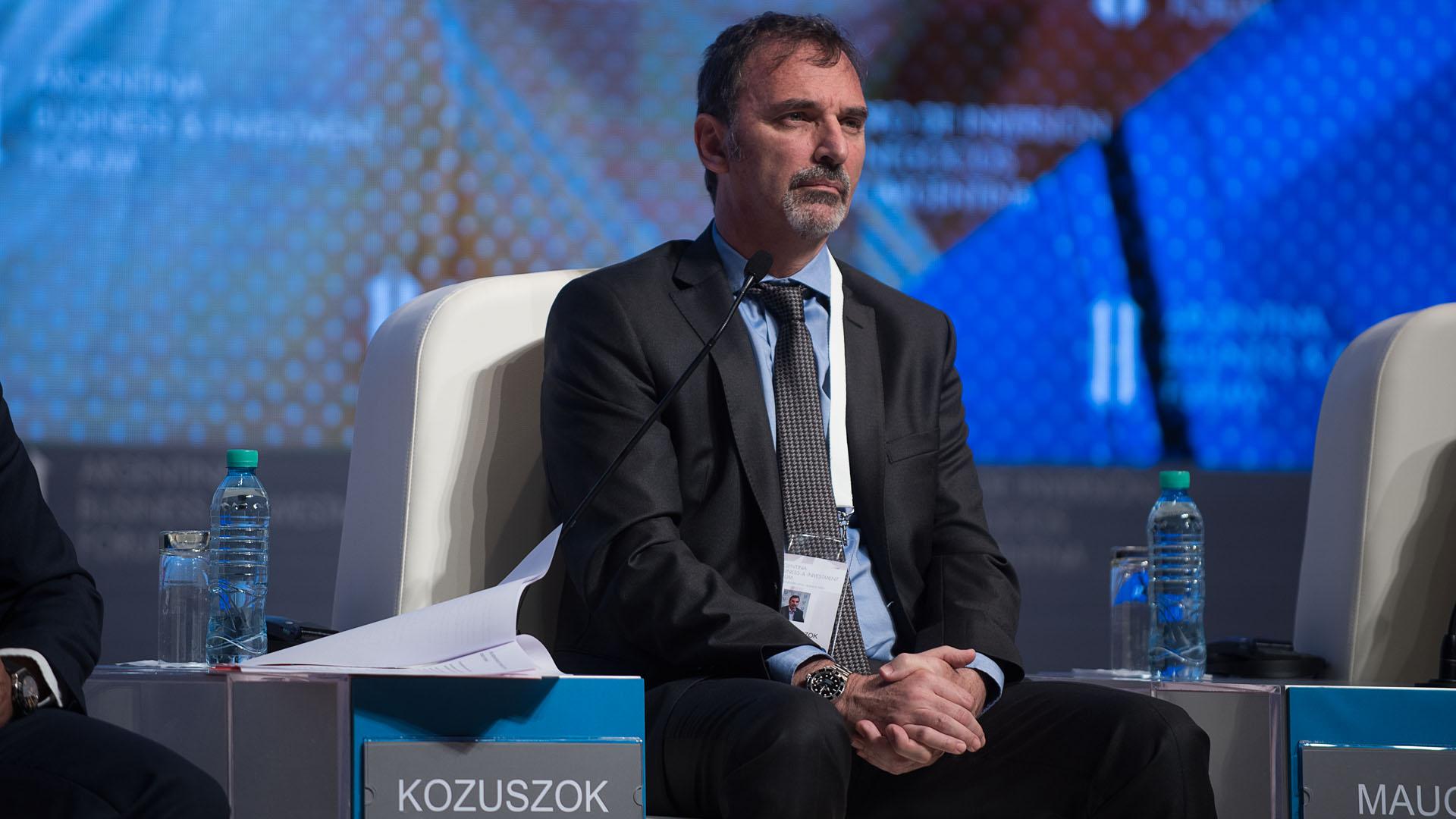 El presidente para Latinoamérica de Unilever, Miguel Kozuszok