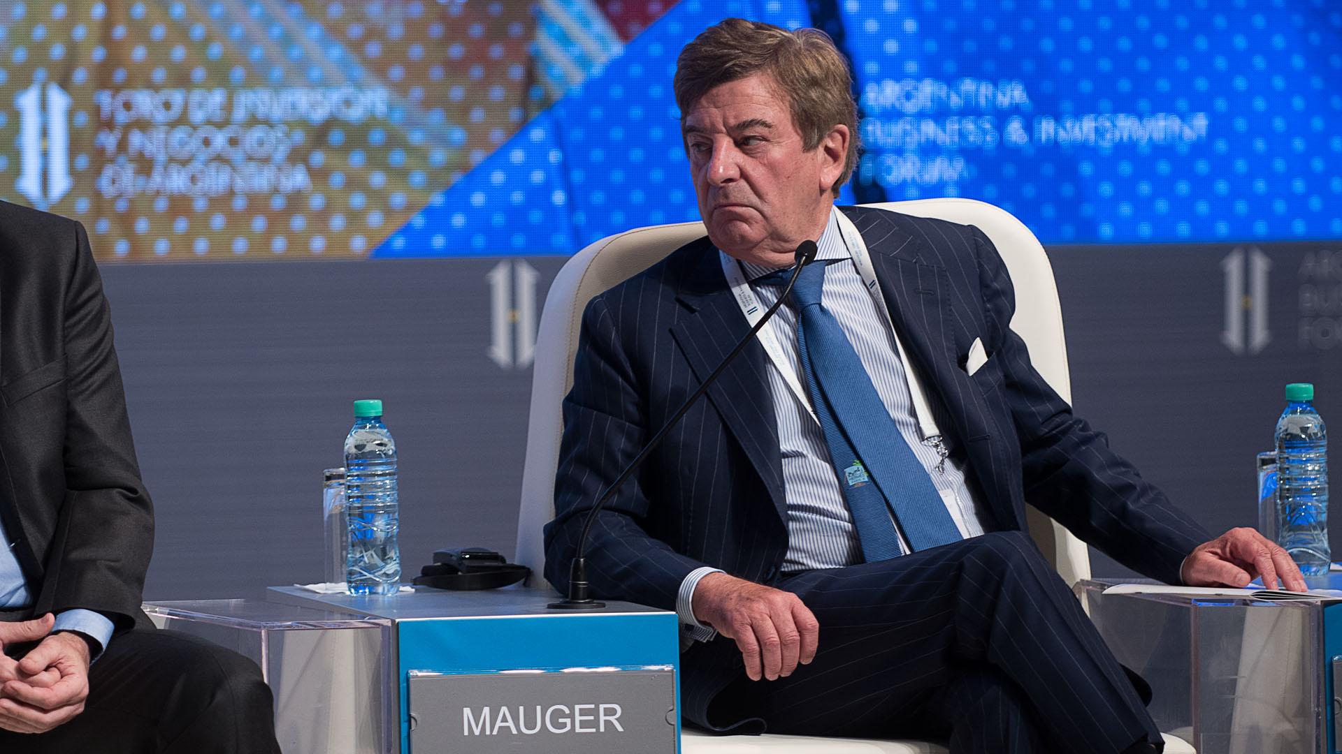 Francis Mauger, director ejecutivo del grupo de Desarrollo de Carrefour