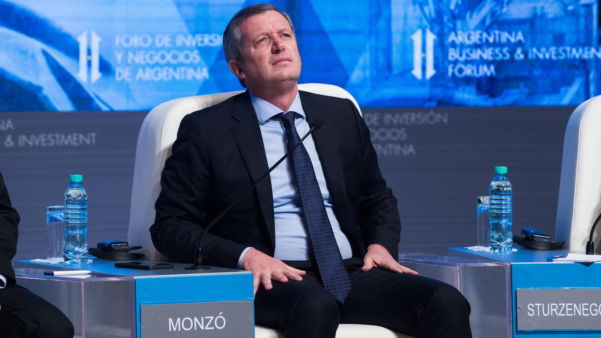 El presidente de la Cámara de Diputados de la Nación, Emilio Monzó
