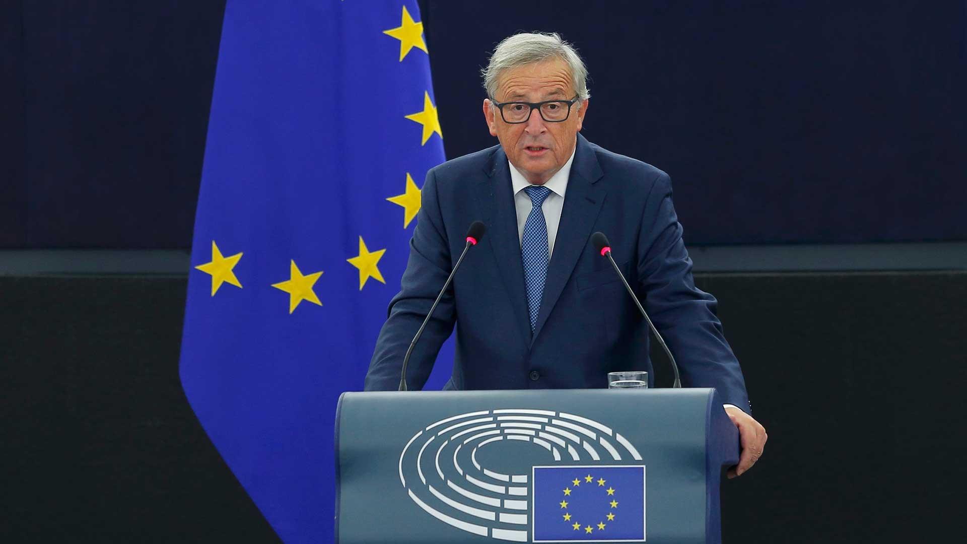 El presidente de la Comisión Europea, Jean-Claude Junker (Reuters)