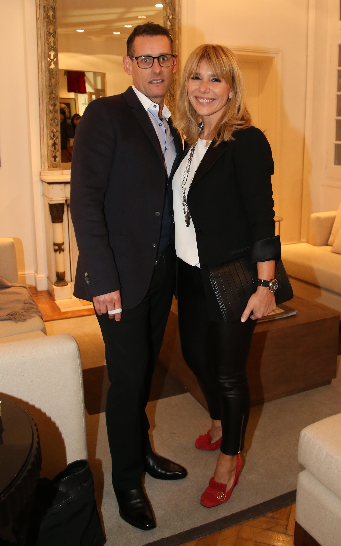 Fabián Bottegal y Grace Ratto