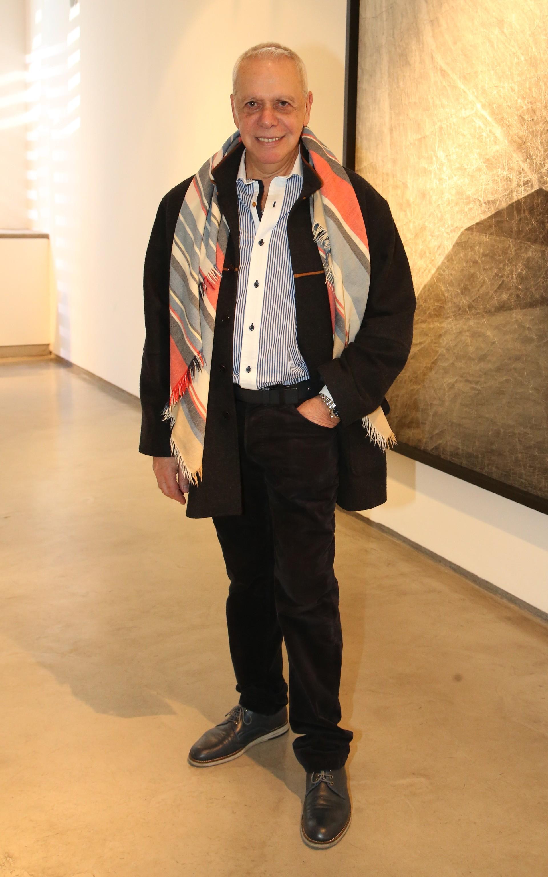 El prestigioso diseñador Fabián Kronenberg también se sumó a la iniciativa de Tendencia Arenales