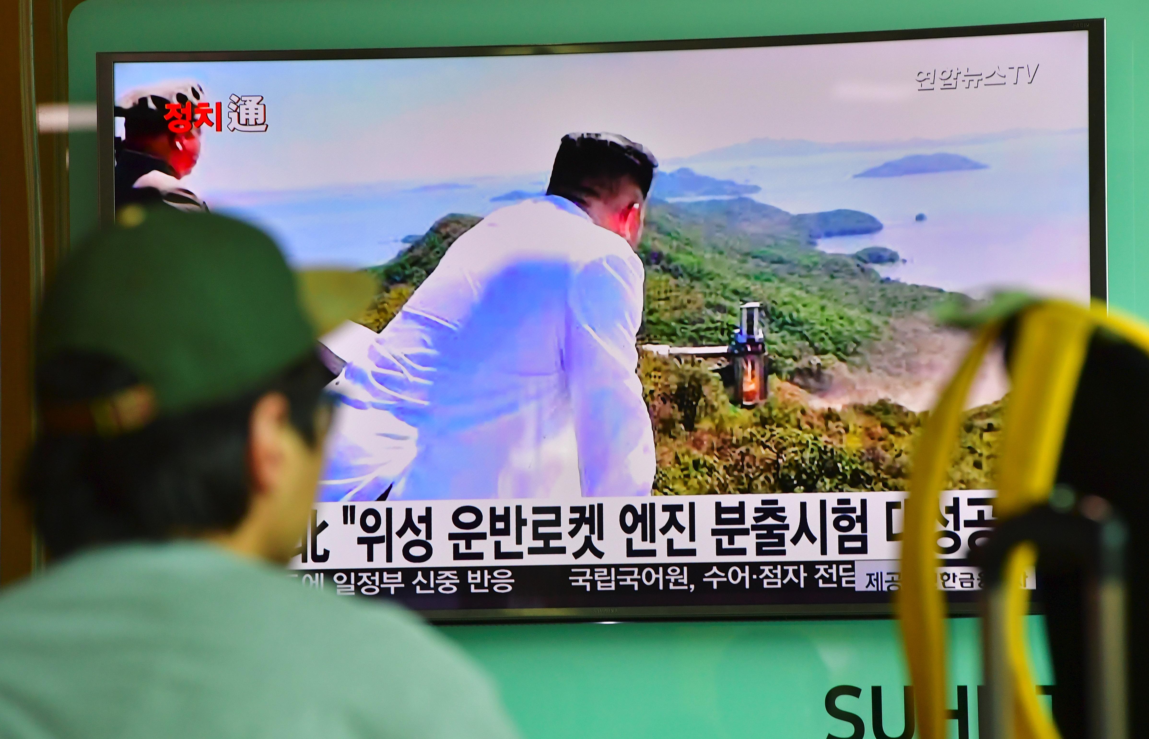 La vida en Corea del Norte es tal como quiere el régimen central de Pyongyang (AFP)
