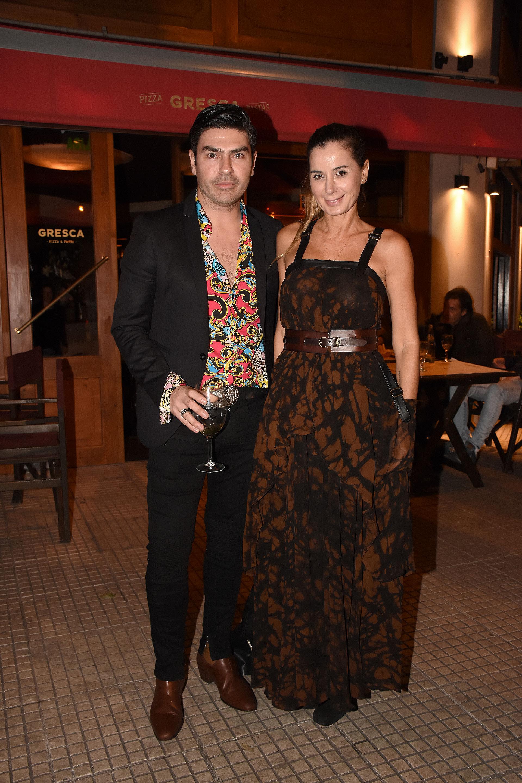 Augusto Chamorro y Lucrecia Gamundi
