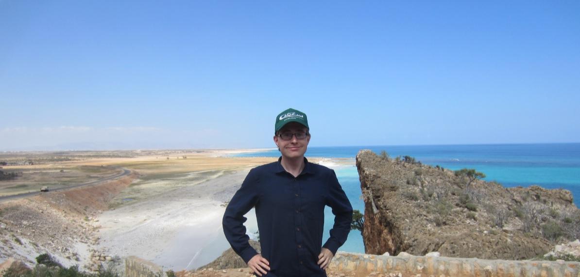 En la Isla de Socotra, un destino desconocido por la mayoría, entre Yemen y Somalia