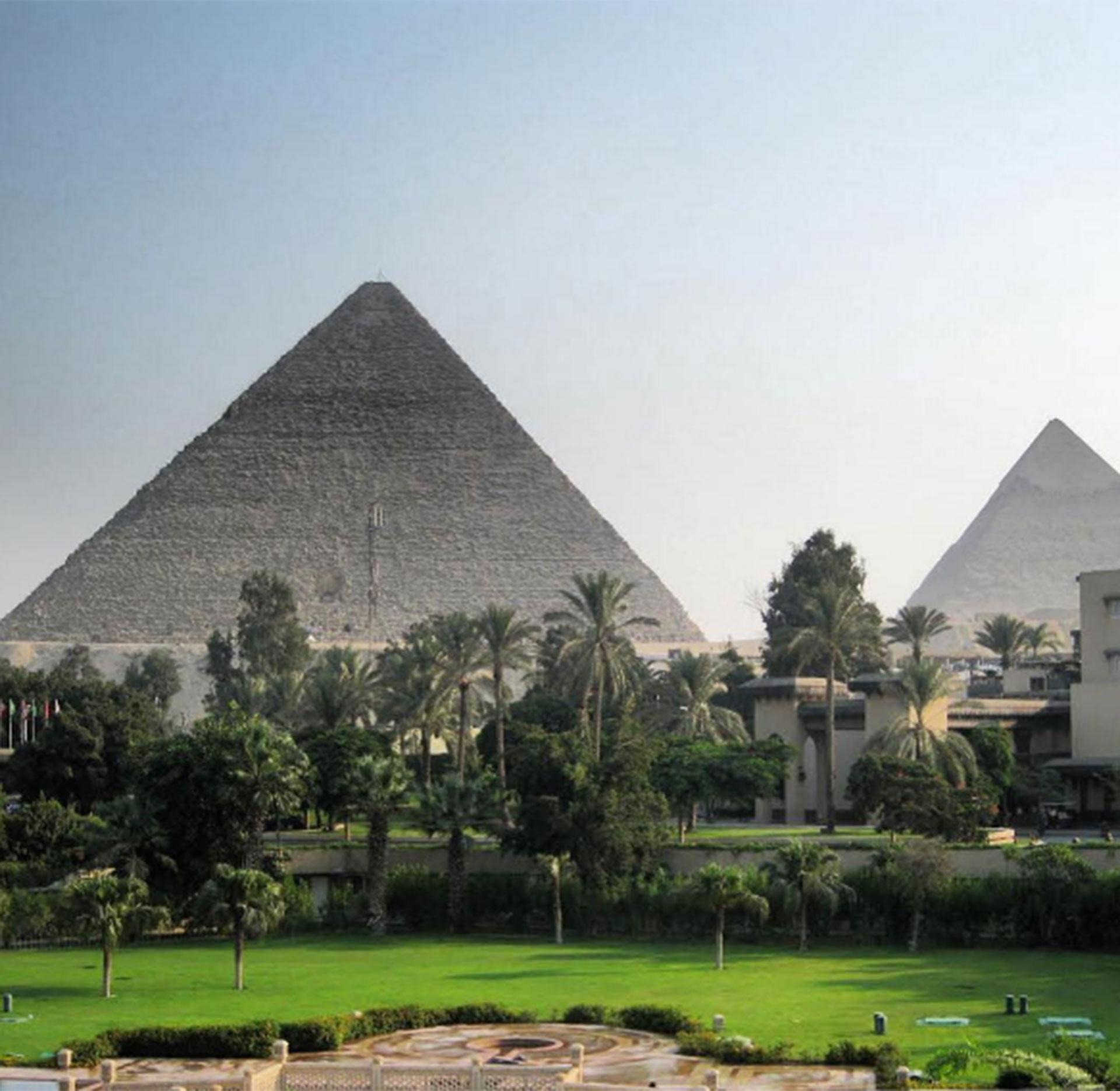 Egipto, el primer destino de Jeppesen. Fue en 2006 y tenía 17 años. No sospechaba que 10 años después recorrería cada país y territorio del planeta