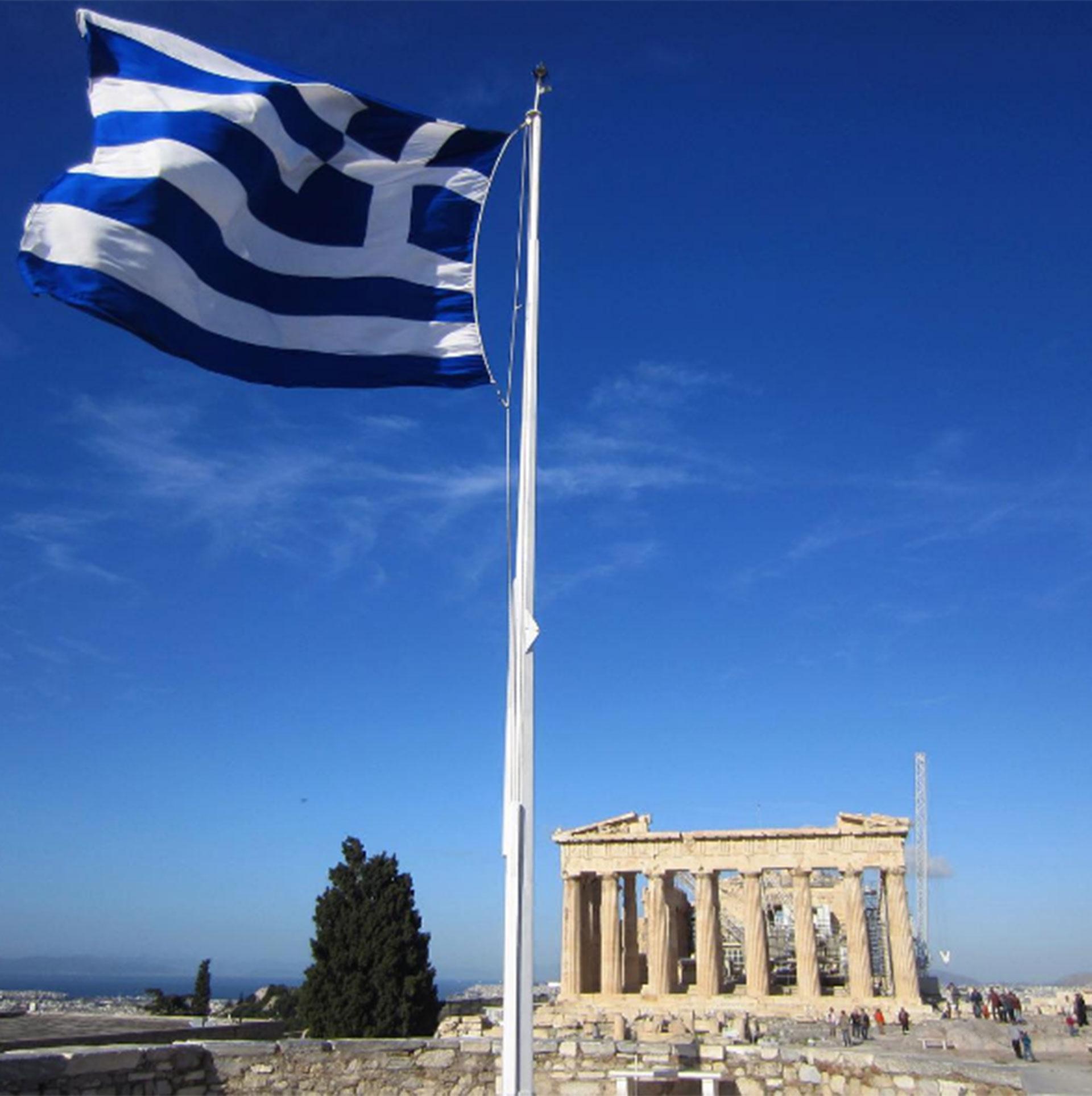 Grecia, uno de los destino que más impactó al protagonista