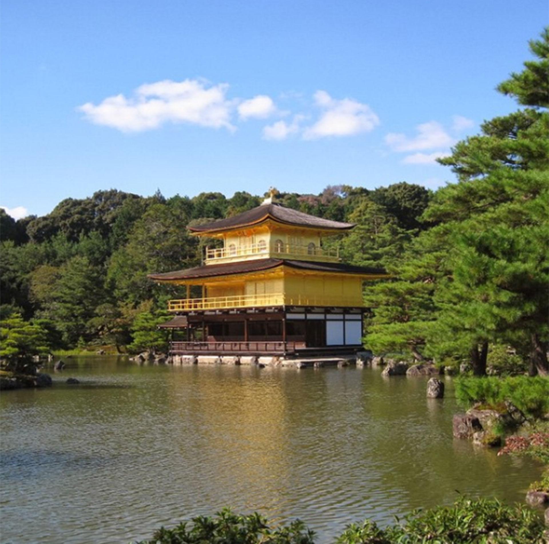 Japón, otro de los destinos que deslumbró a Jeppesen