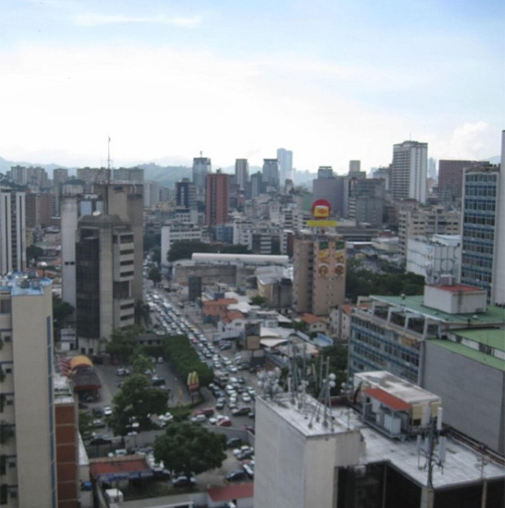 Venezuela. Jeppesen vivió en carne propia la crisis económica en el país