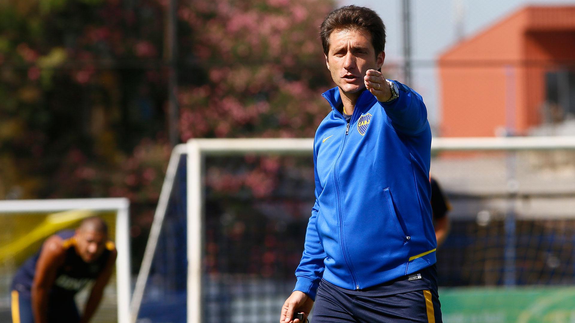 Por insistencia de Guillermo Barros Schelotto, el Xeneize podría recuperar a un jugador clave del equipo campeón (Prensa Boca)