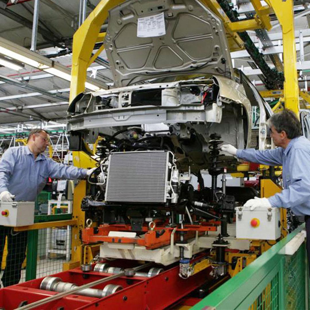 Las importaciones de vehículos y autopartes crecieron 37,3% este año.