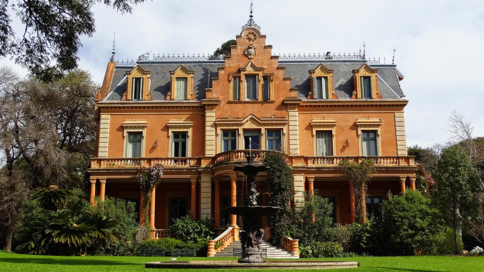Villa Ocampo, un lugar lleno de tradición y vanguardia