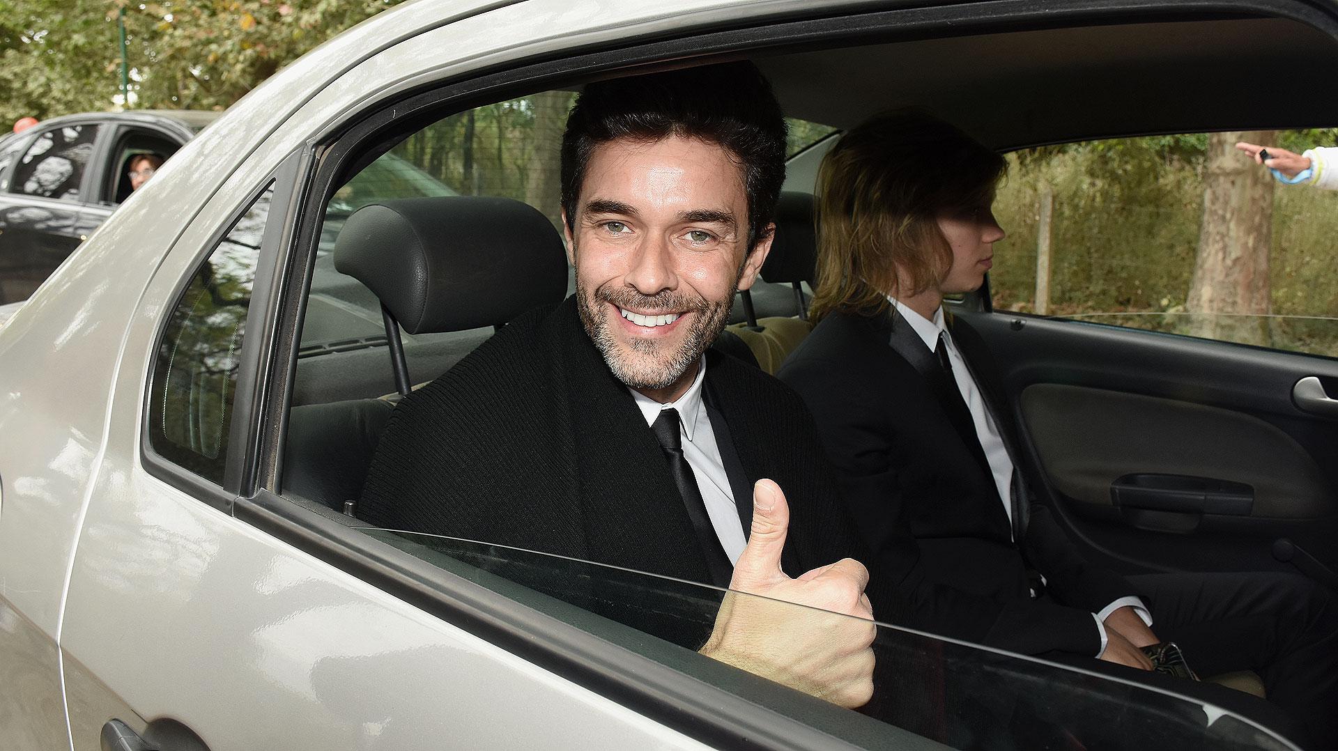 El actor Mariano Martínez.