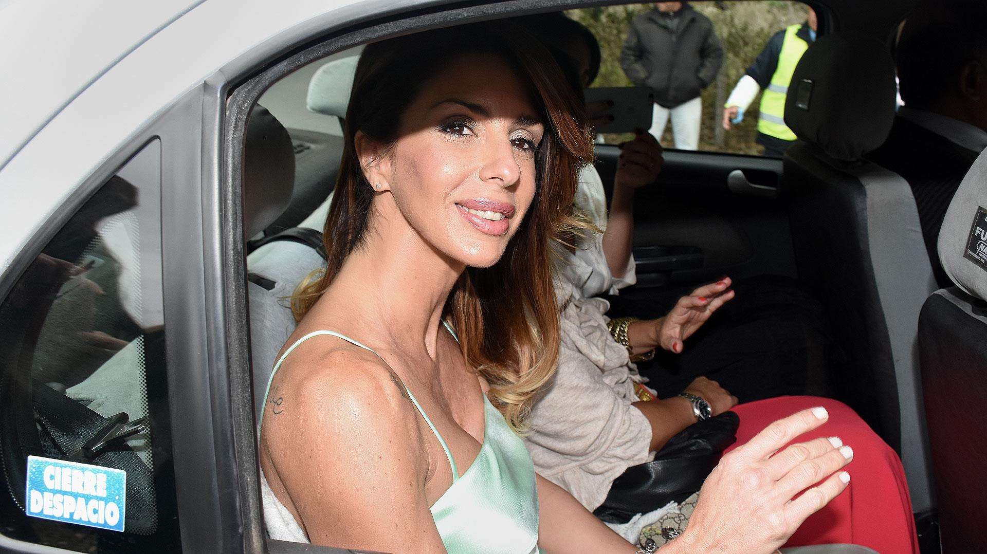 Milagros Brito, hija del titular de Banco Macro e íntima amiga de Isabel Macedo.