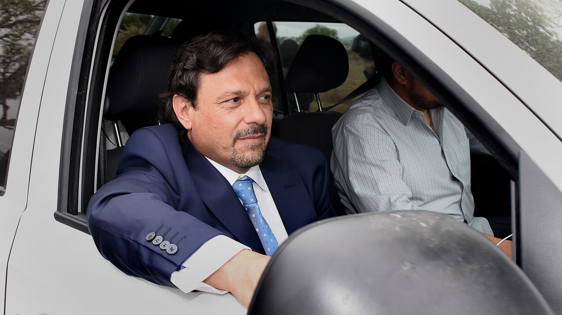 El intendente de Salta, Gustavo Sáenz.