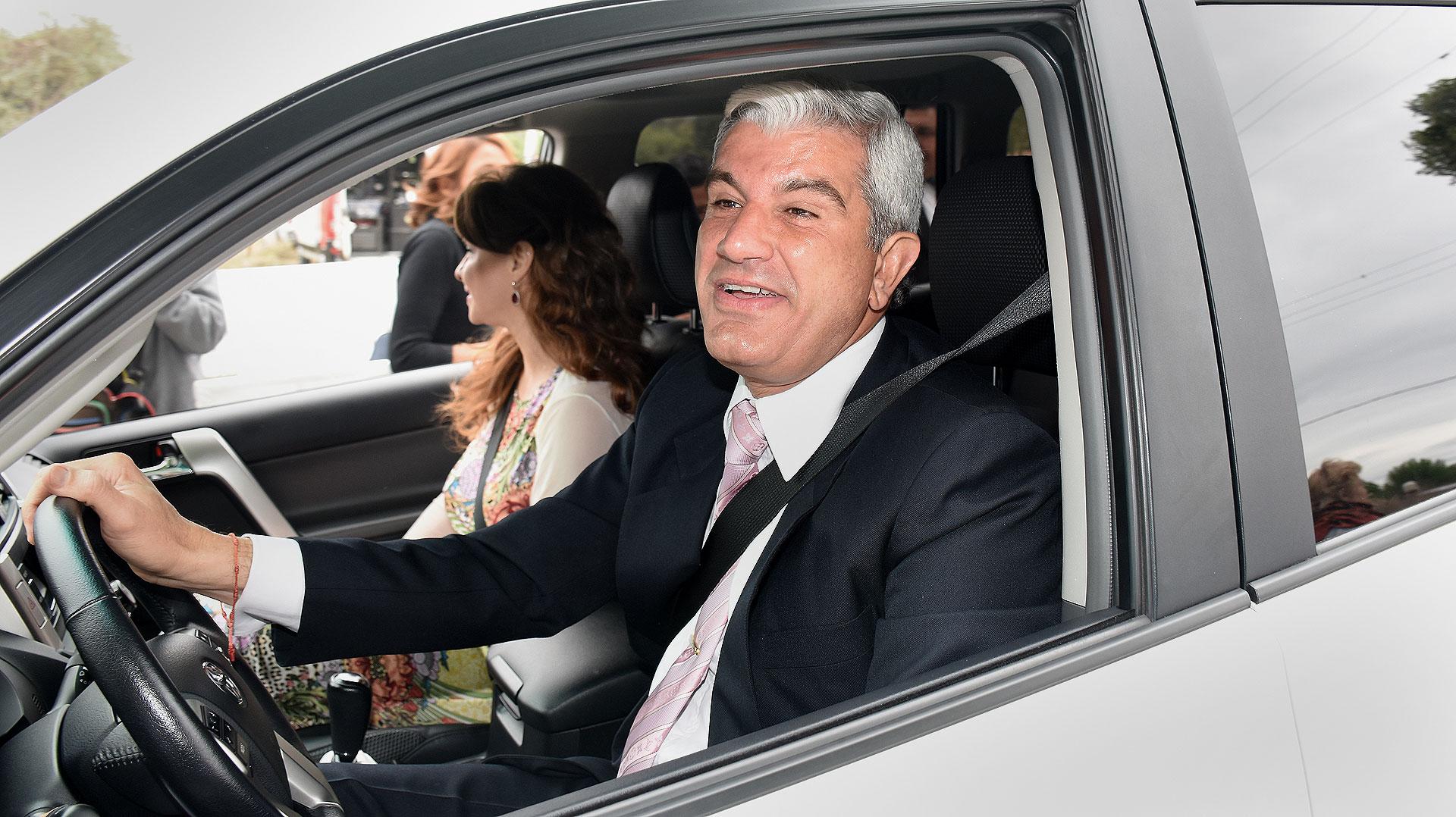 El senador provincial Andrés Zottos.