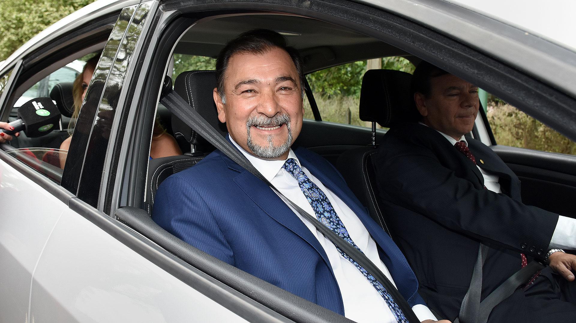 El vicegobernador de Salta, Miguel Isa