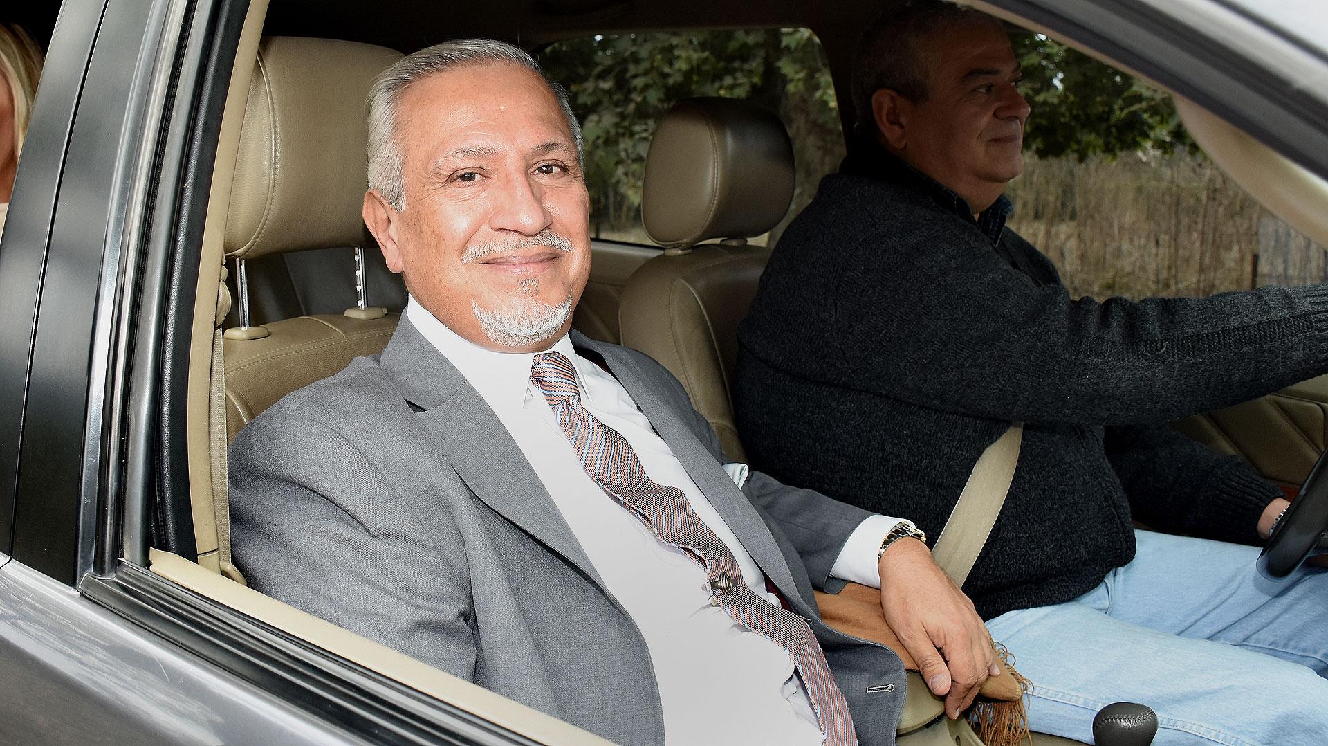 El ex gobernador de Salta, Juan Carlos Romero.