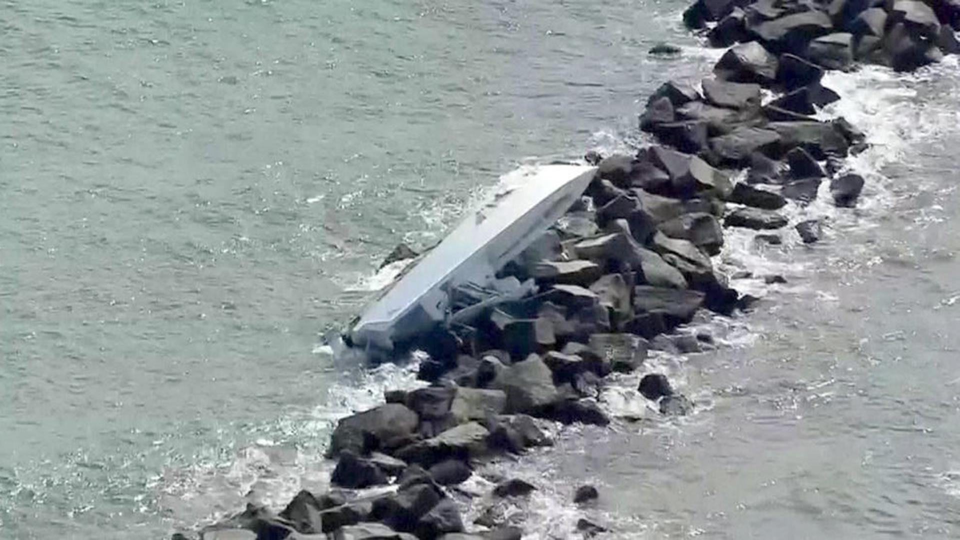 La investigación determinó que Fernández piloteaba su bote cuando se estrelló contra un rompeolas de Miami Beach en septiembre de 2016