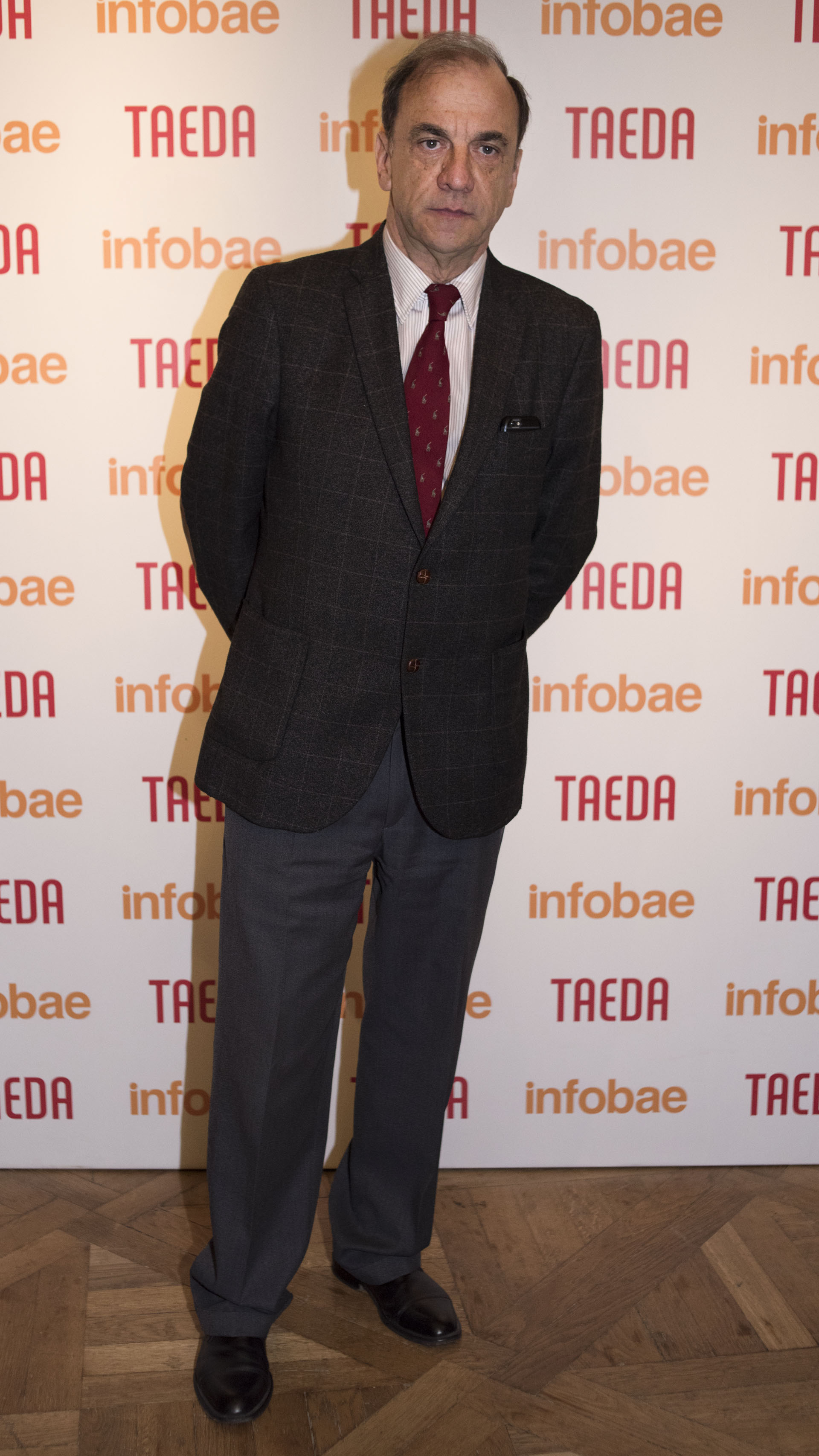 El fiscal federal Raúl Pleé