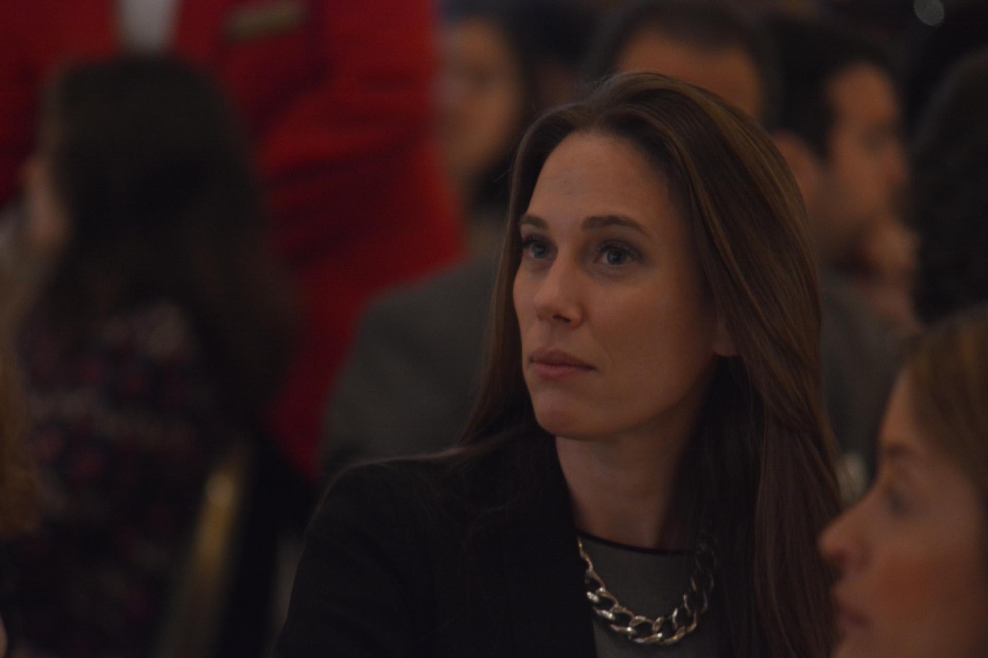 Natalia Gambaro, directora de la Agencia Nacional de Materiales Controlados (Anmac)