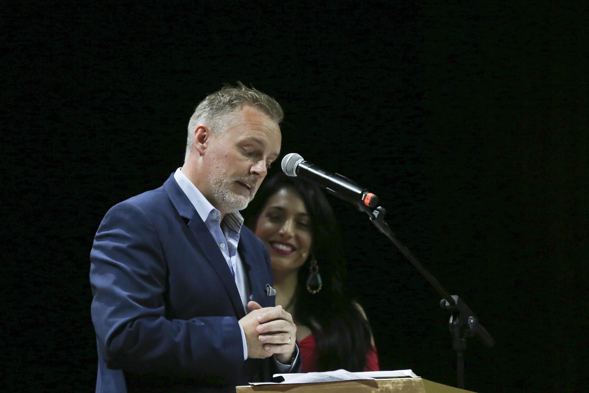 Neal Davies, Presidente y CEO de Effie Worldwide