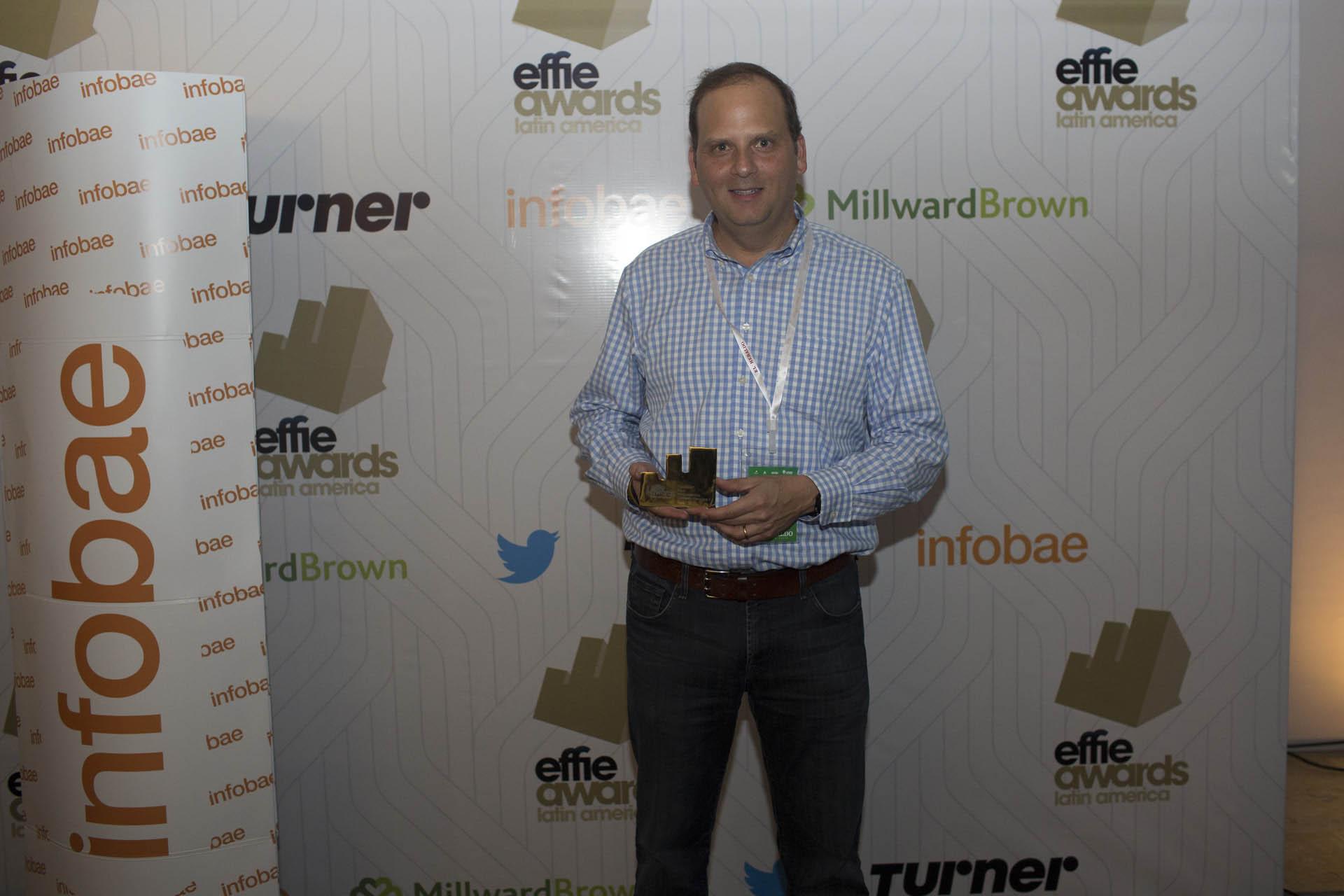 Ricardo Arias Nath, VP de Mercadeo y CMO para Pepsico Latam