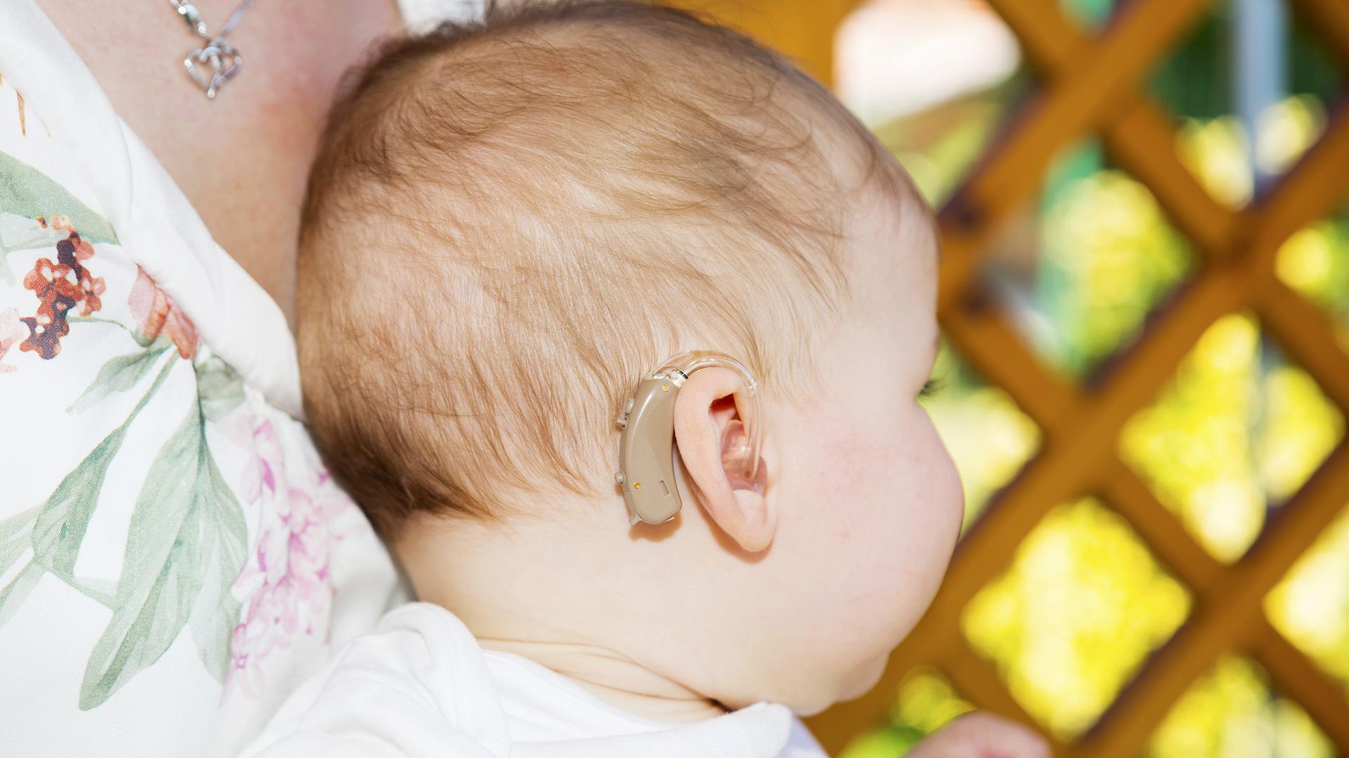 Su deseo es que los padres puedan animarse a las nuevas tecnologías para poderanimarse al implante coclear(Getty)