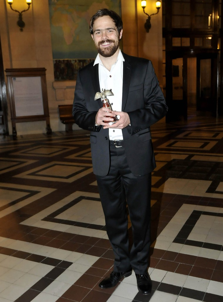 Resultado de imagen para premios condor de plata 2016 peter lanzani