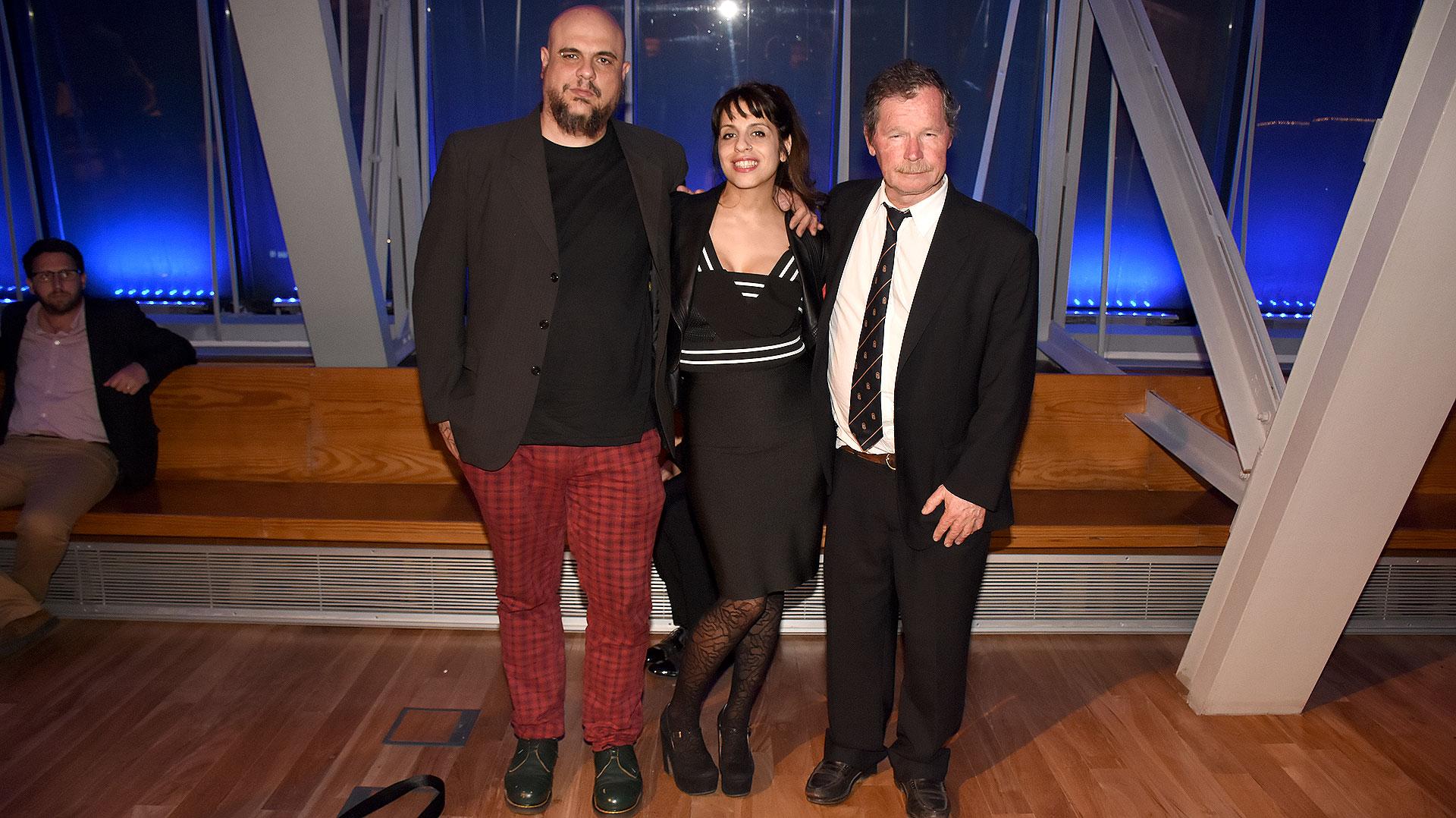 Pablo Marchetti, Victoria Donda y Juan Carr