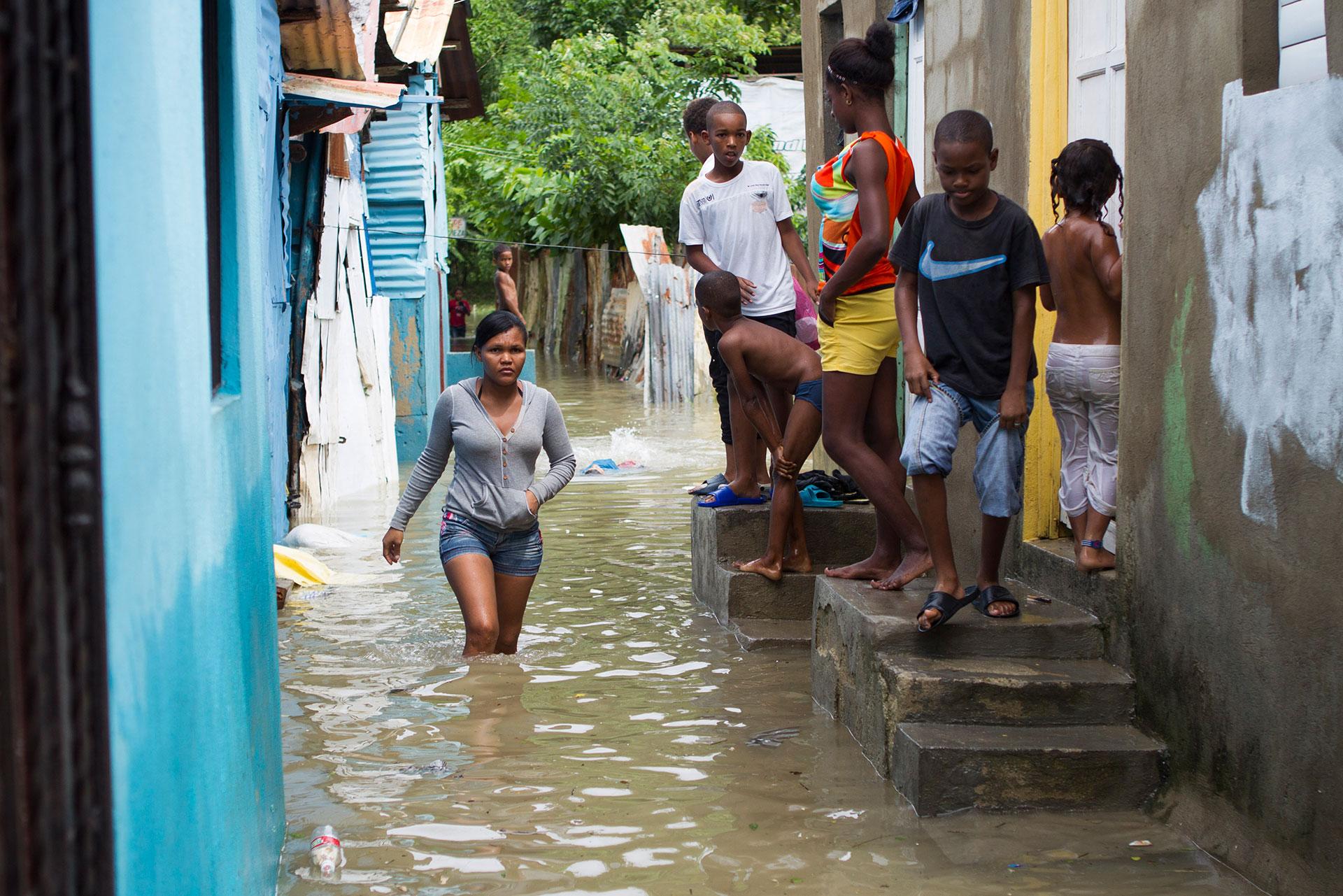 El gobierno declaró la emergencia en Haití (AFP)