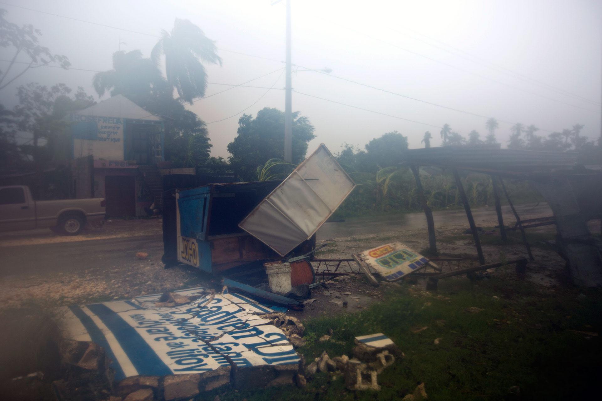 Concretamente en Maisí, el extremo más oriental del país, se prevé restablecer el enlace por vía satelital, mientras que en los otros dos provisionalmente se hará a través de radioaficionados, según informó el Consejo de Defensa citado por medios oficiales (AP)