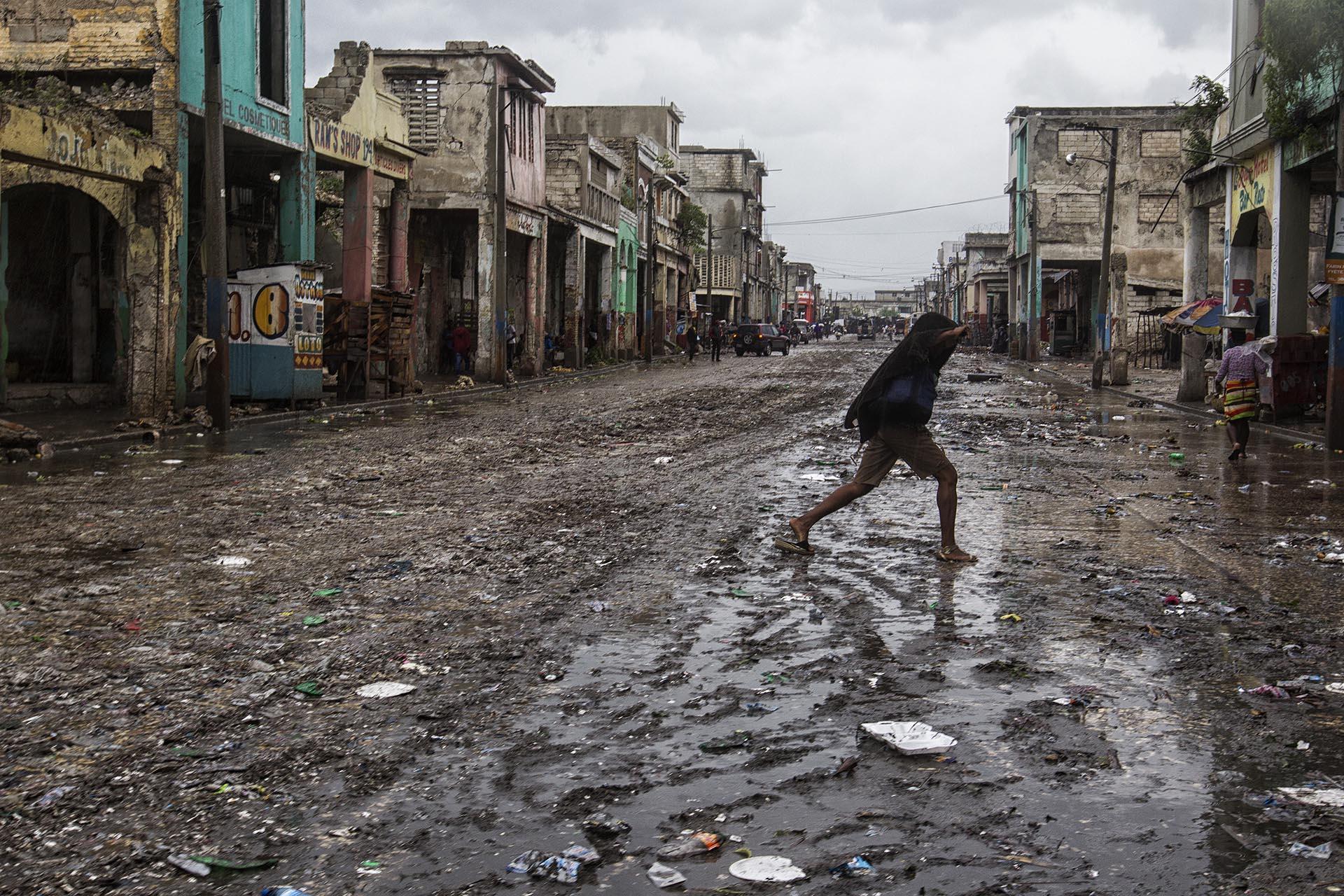 Como Es Vivir En Haiti del terremoto de 2010 al huracán matthew: haití, el país que