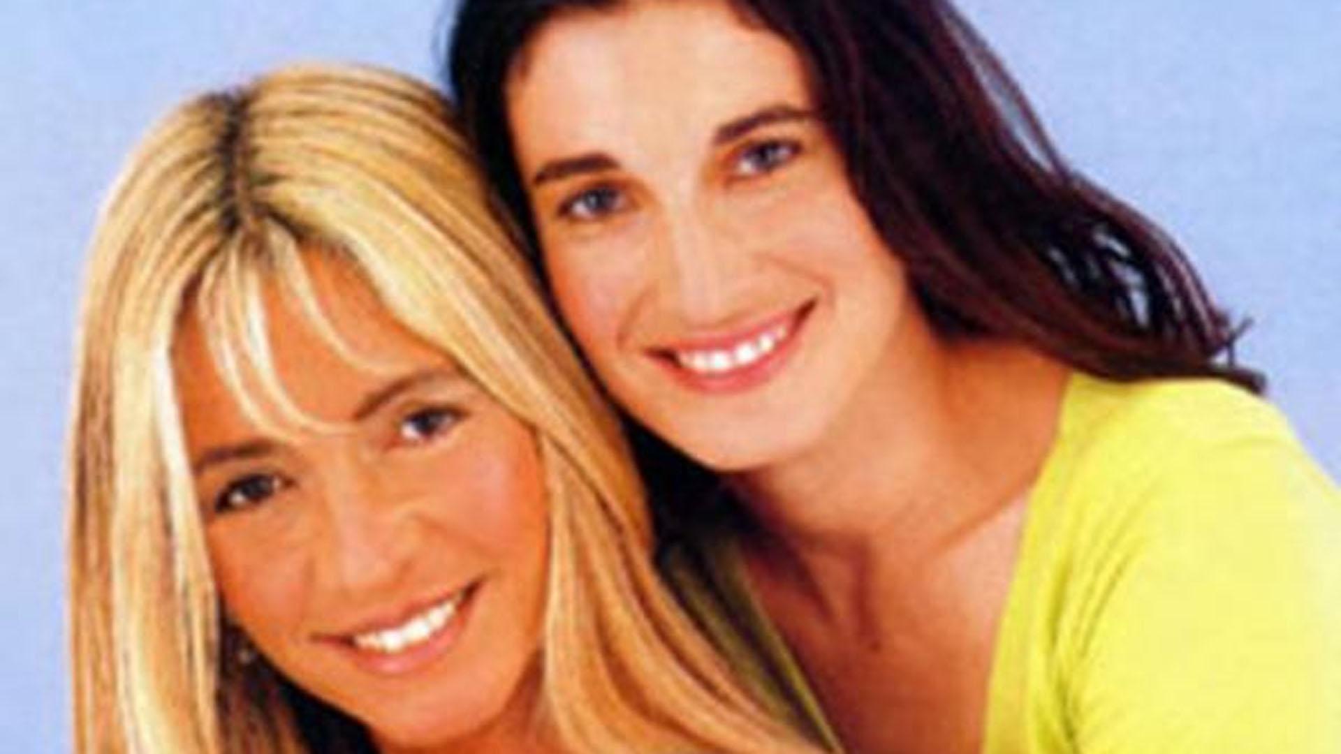 Cris Morena y Romina Yan
