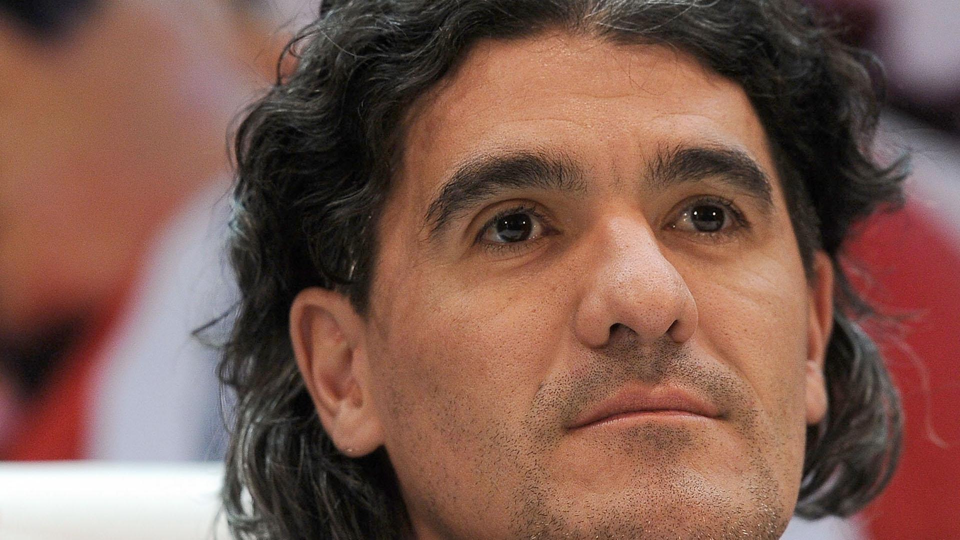 Ariel Ortega (Télam)