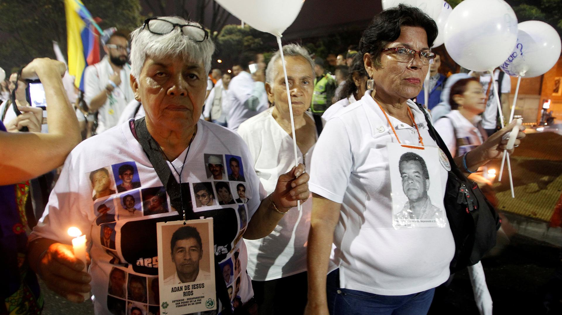 Marcha por la paz en Medellín. (Reuters Archivo)