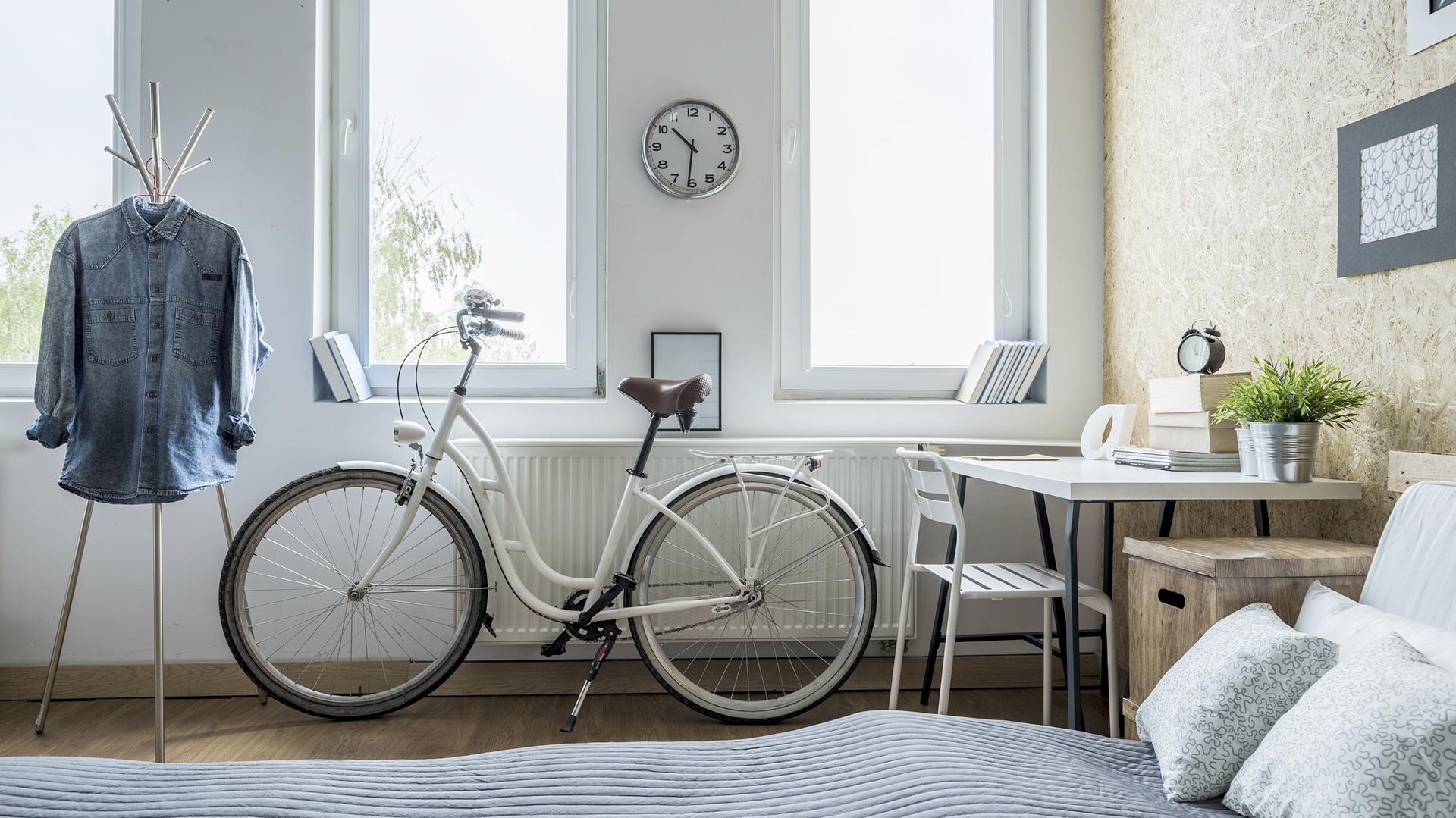 Las unidades de 20 metros cuadrados que, muchas veces, se ofrecen amueblados y cuya decoración y mobiliario se adapta a las necesidades de uso del momento