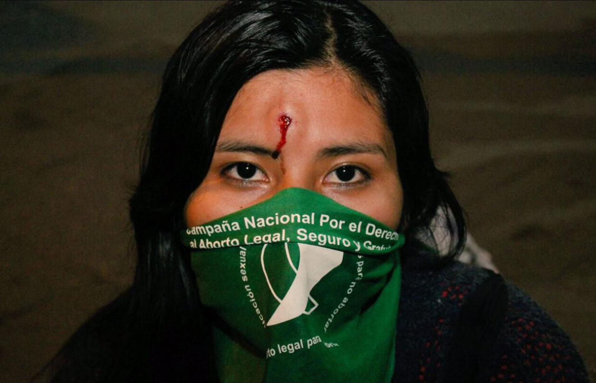 El Encuentro Nacional de Mujeres concluyó con desmanes e incidentes